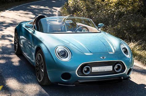 Mini Concept Cars by Mini Superleggera Vision Concept Unveiled Autocar