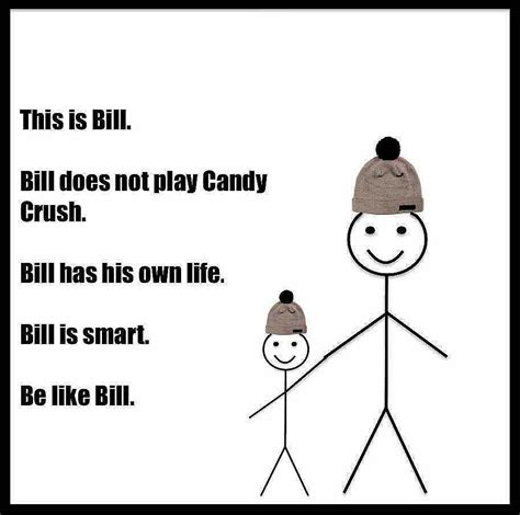 How To Make Your Own Meme Picture - how to make your own be like bill meme popsugar tech