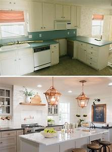 remodelaholic 6 design elements of a fixer upper kitchen With what kind of paint to use on kitchen cabinets for fixer upper wall art