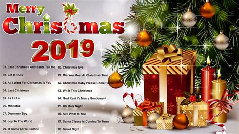merry christmas 2019 christmas songs greatest hits the best christmas music ever youtube