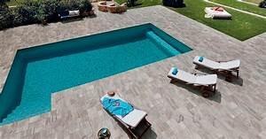 Carrelage Tour De Piscine : carrelage pour piscine un rev tement ind modable ~ Edinachiropracticcenter.com Idées de Décoration