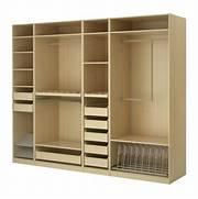 Ikea Closet Organizer  Home  Closets  Pinterest