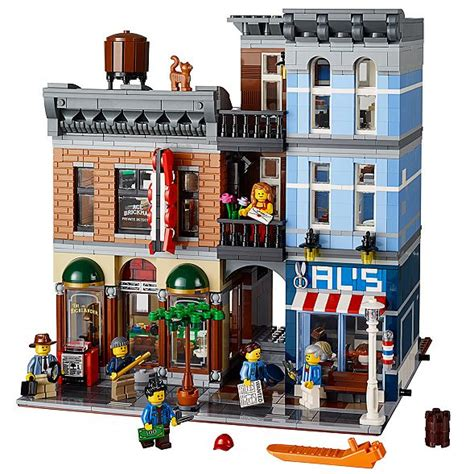Le Bureau Du Détective  10246  Creator Expert  Lego Shop