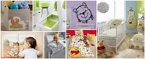 Chambre Bébé Ourson : deco winnie l ourson pour chambre ~ Teatrodelosmanantiales.com Idées de Décoration