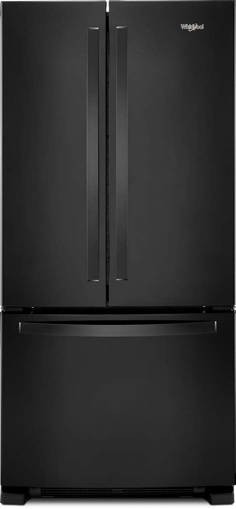 Whirlpool WRF532SMHB 33 Inch French Door Refrigerator with