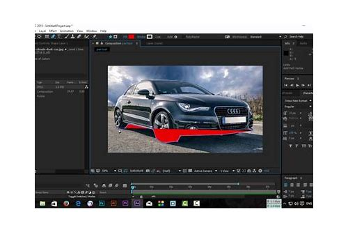 download after effects 2018 free mac