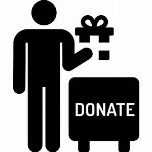 Donate - Free people icons