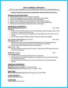 resume for retail business owner when you build your business owner resume you should include the overview of entrepreneurial