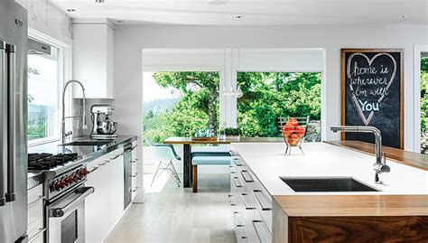 bath  kitchen remodeling trends clean simple