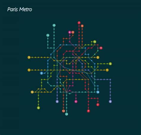 animated subway maps transforms  actual geography