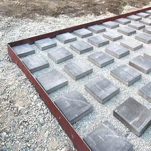 Terrasse Pflastern Unterbau : terrassenunterbau anleitung und tipps diy abc ~ Whattoseeinmadrid.com Haus und Dekorationen