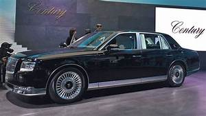 What's special about the Japan only Toyota Century luxury