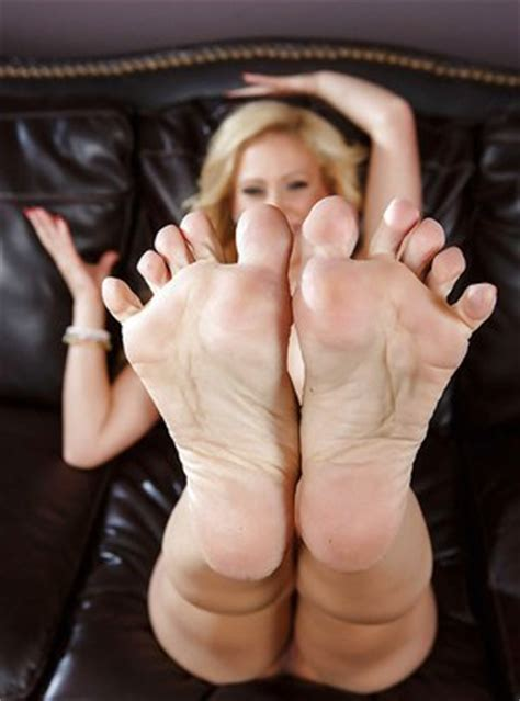 cherie Deville Foot Fetish Pics