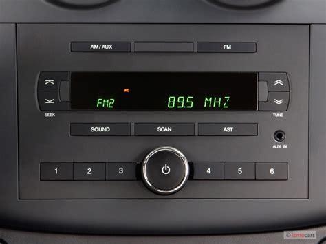 image  chevrolet aveo  door sedan ls audio system