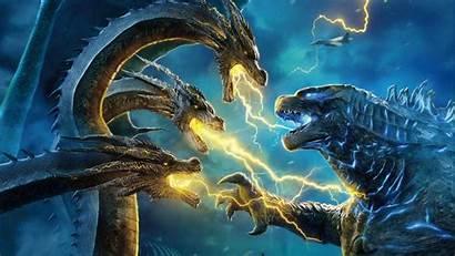 Wallpapers Godzilla Earth Ghidorah King Cave