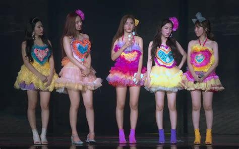 【Red Velvet】二巡首尔演唱会DVD完整版_哔哩哔哩 (゜-゜)つロ 干杯~-bilibili