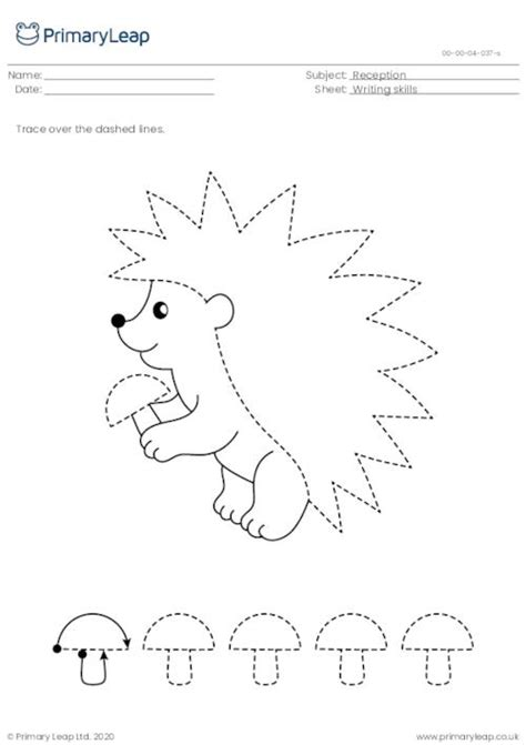 nursery printable resources  worksheets  kids