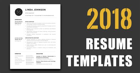 resume guaranted get you resume templates designed to get you hired templatehippo