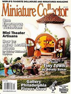 What To Write In Profile Of Resumes Lance Cardinal Creations Miniature Collector Magazine