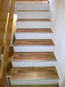 Treppe Renovieren Pvc : holz treppenstufen neu belegen ~ Markanthonyermac.com Haus und Dekorationen