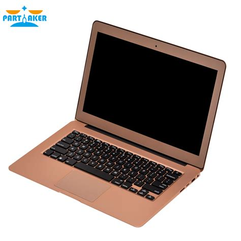 2 inch notebooks 13 3 inch laptop ultrabook notebook computer fanless 4gb