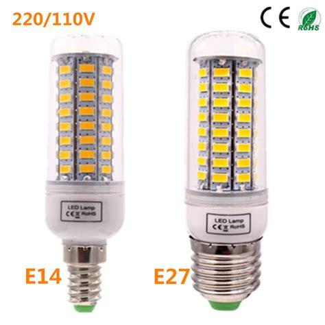 led lighting l lowest price 1pc lot e27 e14 smd5730