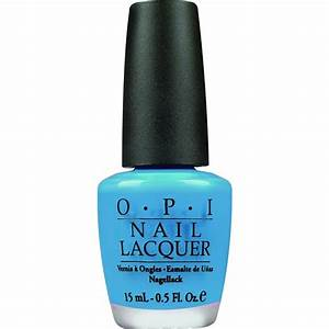 OPI Nail Polish – No Room For The Blues (15ml)  Opi