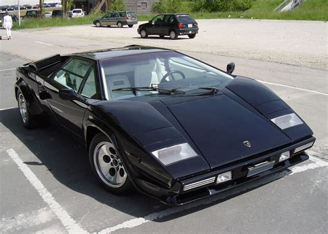 Lamborghini Countach Picture # 12965  Lamborghini Photo