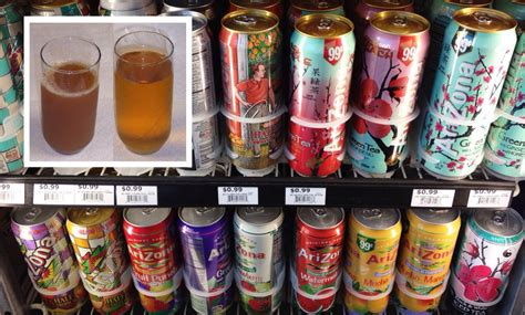 AriZona Tea Exposed By FDA For Using Human Urine In ...