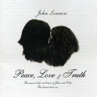 peace love truth wikipedia
