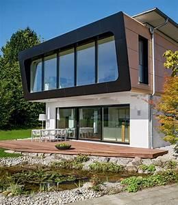 Maison Préfabriquée En Bois : maisons bois bbc et passives structure pr fabriqu e la ~ Premium-room.com Idées de Décoration