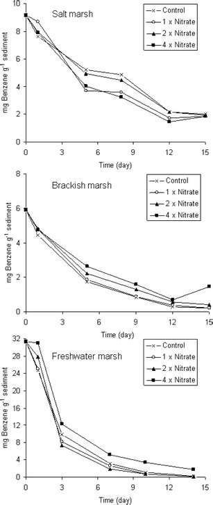 Nitrate Addition Has Minimal Effect on Anaerobic