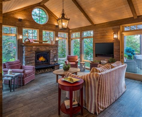 staggering rustic sunroom designs     tired