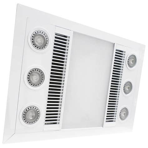 Ventilation And Heating Manrose Designer Bathroom