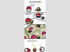 Animu comics Polandball Comics