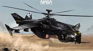 The gallery for --> Sci Fi Attack Helicopter