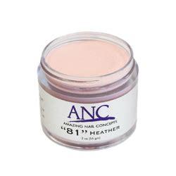 anc dip powder heather   oz part   anc