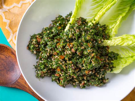 tabouli recipe subtle steps lead to the best tabbouleh salad serious eats