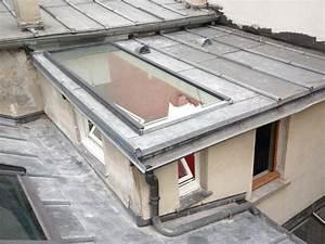 Verriere de toit fixe nos realisations atelier for Deco chambre enfant avec fenetre de toit plat velux prix