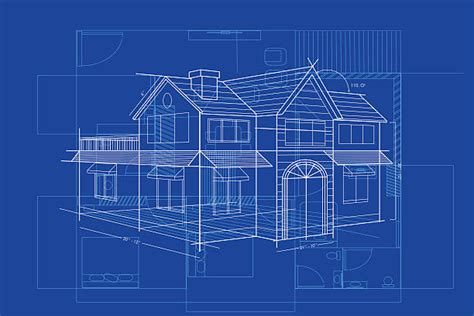 Royalty Free Blueprint Clip Art, Vector Images