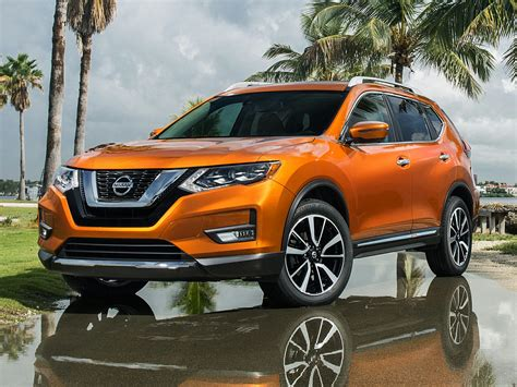 Nissan Rogue 2017 Reviews by New 2017 Nissan Rogue Price Photos Reviews Safety