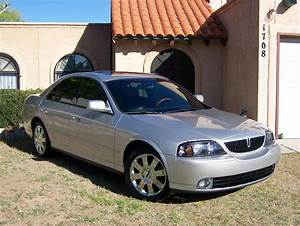 Silver Ls V8 2003 Lincoln Ls 13559058