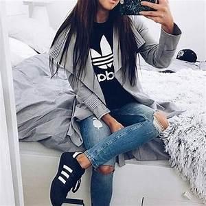 Adidas tjejer