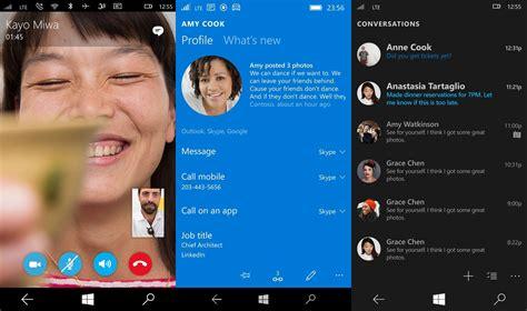 microsoft releases beta of skype universal messaging app