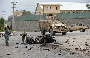 Attack on Afghan provincial governor's compound kills 22 ...