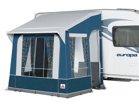 Dorema Quattro 225 All Season Caravan Porch Awning Blue
