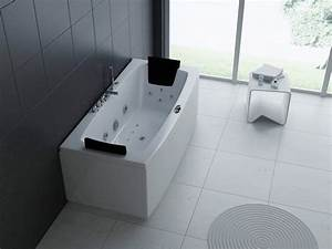 Whirlpool Badewanne WP 003 170 X 80 Cm AlphaBAD