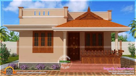 Home Design 900 : Kerala House Plans 900 Square Feet