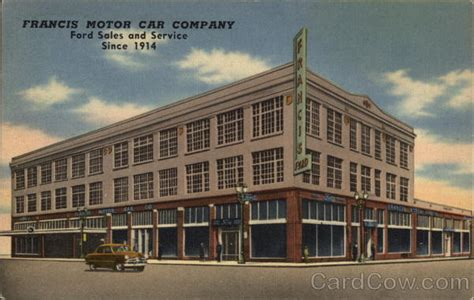 Francis Motor Car Company Ford Dealership Portland, OR