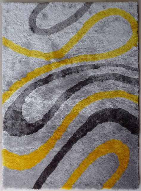 gray and yellow area rug yellow grey rug rugs ideas